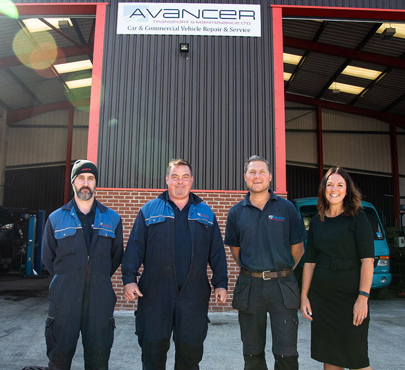 Avancer Transport & Maintenance - staff